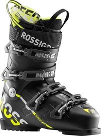 Suusasaapad Rossignol Speed 100 Ski Boots Black/Yellow 27.5
