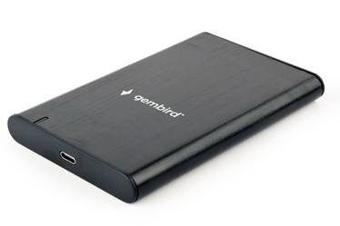 Gembird EE2-U3S-6 USB 3.1 2.5'' Enclosure Black