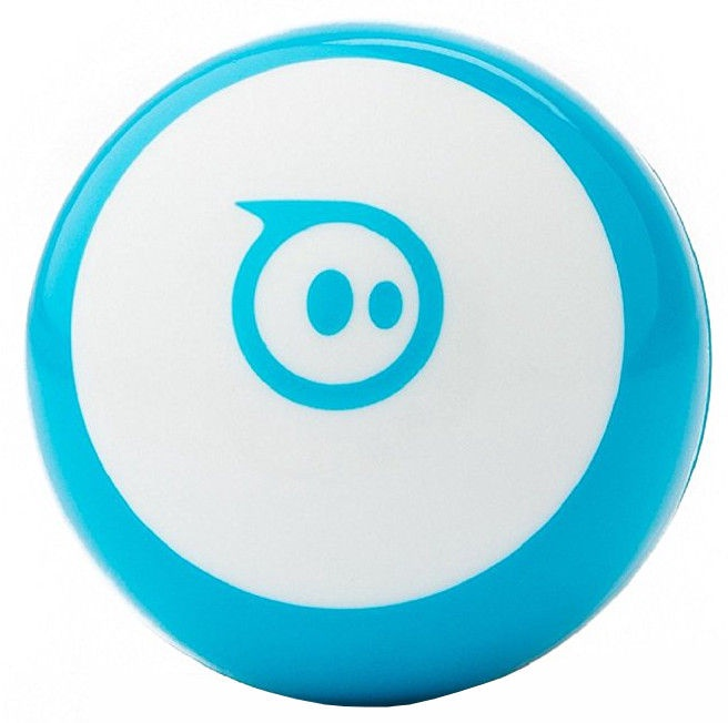 Žaislinis robotas Sphero Mini Blue