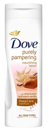 Dove Indulgent Nourishment Body Lotion With Shea Butter 400ml