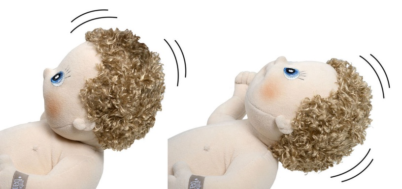 Кукла Rubens Barn Baby Doll With Diaper