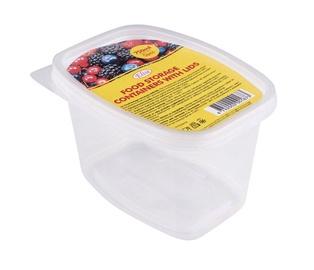 Pārtikas uzglabāšanas konteiners 750ML, 5 gab