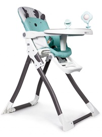 Maitinimo kėdutė EcoToys Feeding Chair Green
