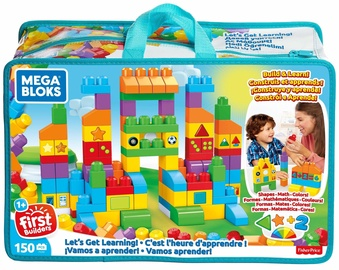 Mega Bloks Let's Get Learning FVJ49