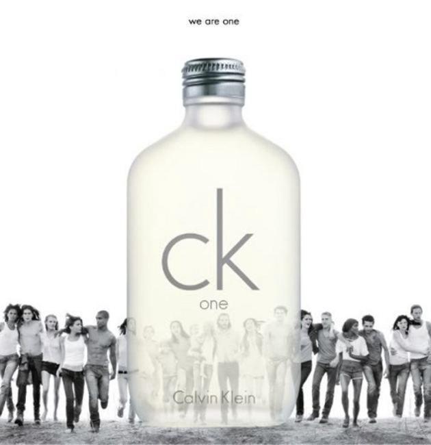 Набор для мужчин Calvin Klein CK One 200 ml EDT + 200 ml Body Lotion Unisex