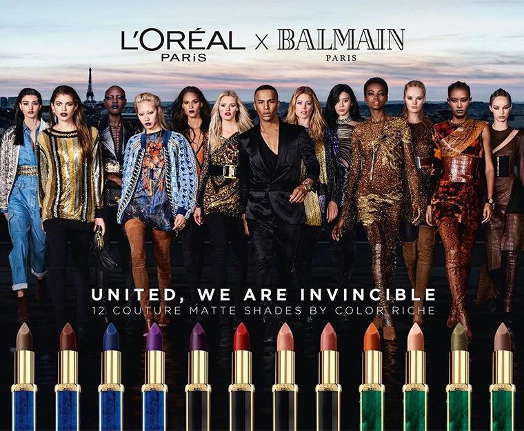 L`Oreal Paris Color Riche Lipstick Couture x Balmain 4.8g 469
