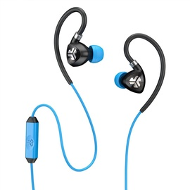 JLab Fit Sport In-Ear Earphones Blue