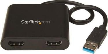 Dock jaam StarTech USB32HD2, USB 3.0 / 2 x HDMI