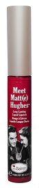 TheBalm Meet Matt(e) Hughes Long-Lasting Liquid Lipstick 7.4ml Dedicated