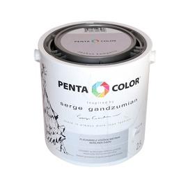 Эмульсионная краска Pentacolor, светло-фиолетовый, 2.5 л