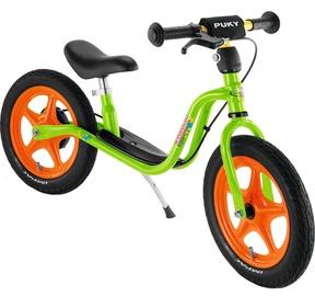 Vaikiškas dviratis Puky LR 1L BR Balance Bike 4031 Green