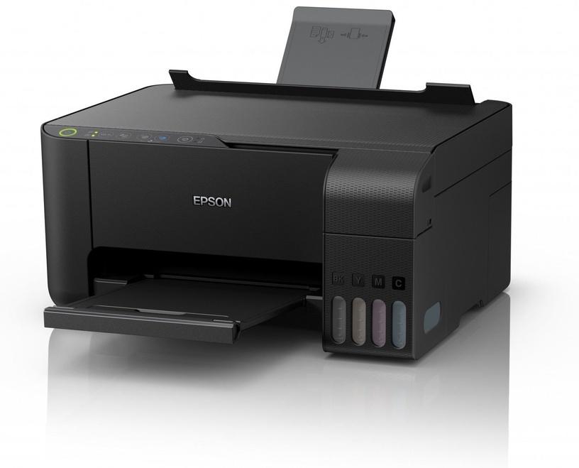 Многофункциональный принтер Epson L3151, струйный, цветной