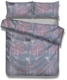 Gultas veļas komplekts AmeliaHome Basic, daudzkrāsains, 200x220/80x80 cm