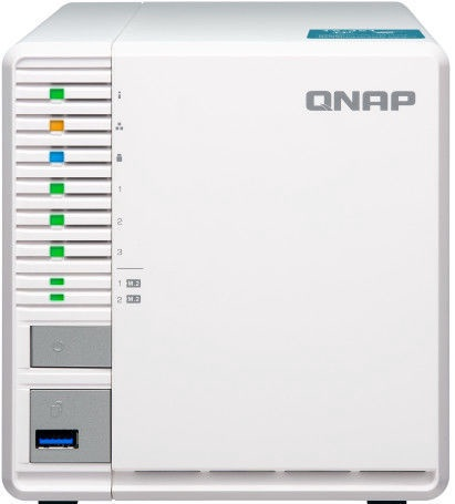 QNAP Systems TS-351-2G NAS 3-Bay