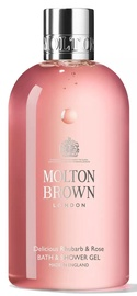 Molton Brown Bath & Shower Gel 300ml Delicious Rhubarb & Rose