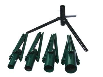 Eglės stovas D60 Green, 6 cm