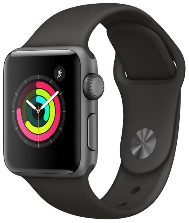 Išmanusis laikrodis Apple Watch Series 3 42mm GPS Aluminum Space Gray