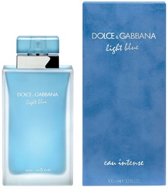 Kvepalai Dolce & Gabbana Light Blue Eau Intense 100ml EDP