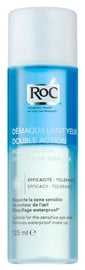 Makiažo valiklis Roc Double Action Eye Make Up Remover, 125 ml