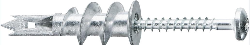 Įsukami GKP įvarai Haushalt, 4,5 x 25 mm, 10 vnt
