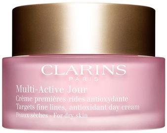 Крем для лица Clarins Multi-Active Day Cream Dry Skin, 50 мл
