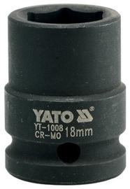 Yato Hexagonal Impact Socket 1/2'' 18mm