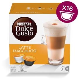 Kavos kapsulės NESCAFÉ® Dolce Gusto® Latte Macchiato 16 vnt., 194 g