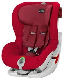 Britax Romer Seat King II LS Flame Red