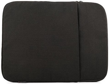 Logic Concept Plush Laptop Sleeve 12-14'' Black