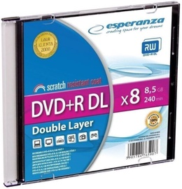 Esperanza DVD+R DL 8.5GB 8x 1pcs