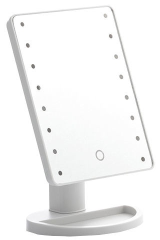 InnovaGoods LED Tabletop Mirror