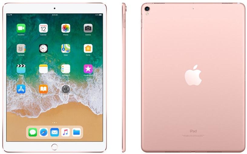 Planšetinis kompiuteris Apple iPad Pro 10.5 Wi-Fi 512GB Rose Gold