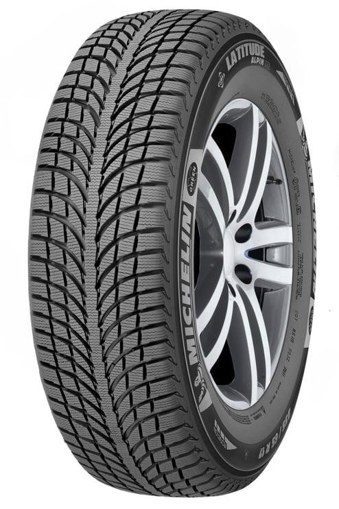 Automobilio padanga Michelin Latitude Alpin LA2 245 45 R20 103V XL
