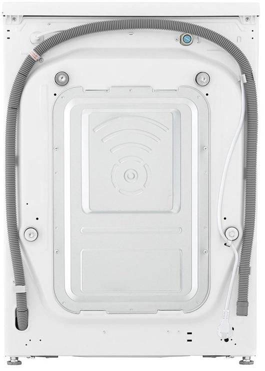 Skalbimo mašina - džiovyklė LG F4DN408S0