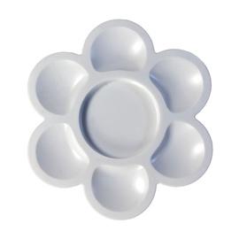 Plastikinė paletė, 12,5 x 12,5 cm