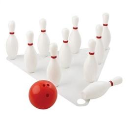 Спортивная игра Tremblay Bowling Kit For Kids White
