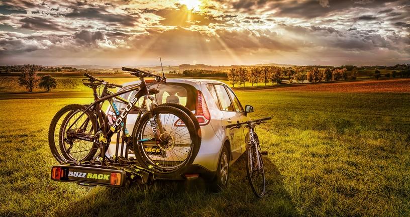 Велосипедный держатель для автомобилей BuzzRack Buzzwing