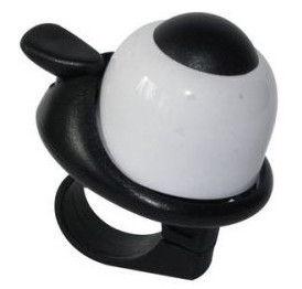 Cycletech Bell White/Black
