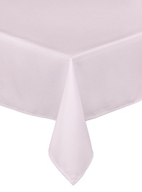 Room99 Aura Tablecloth 110x160cm Poudre Pink