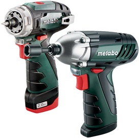 Metabo PowerMaxx BS Quick Pro + PowerMaxx SSD Combo Set