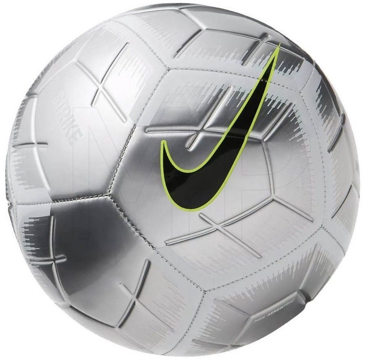 Nike Strike Event Pack Ball SC3496 026 Silver Size 4