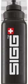 Sigg Water Bottle SIGGnature Black 1L