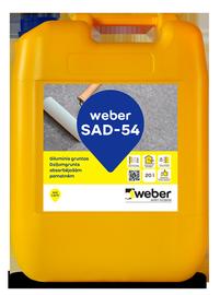 Gruntas Weber SAD-54, 20 l