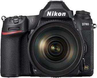 Nikon D780 + 24-120mm f/4 VR