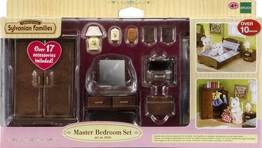 Epoch Sylvanian Families Master Bedroom Set 2958