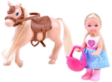 Кукла Kiki Love Horse Race