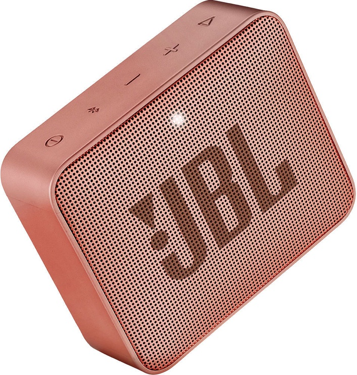 Belaidė kolonėlė JBL GO 2 Bluetooth Speaker Sunkissed Cinnamon