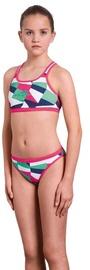 Купальник Aquafeel Girl Swim Suit 25527 01 Pink/Blue 145