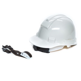 ABS SH102 Safety Helmet M White