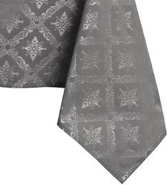 Скатерть DecoKing Maya, серый, 1400 мм x 1400 мм